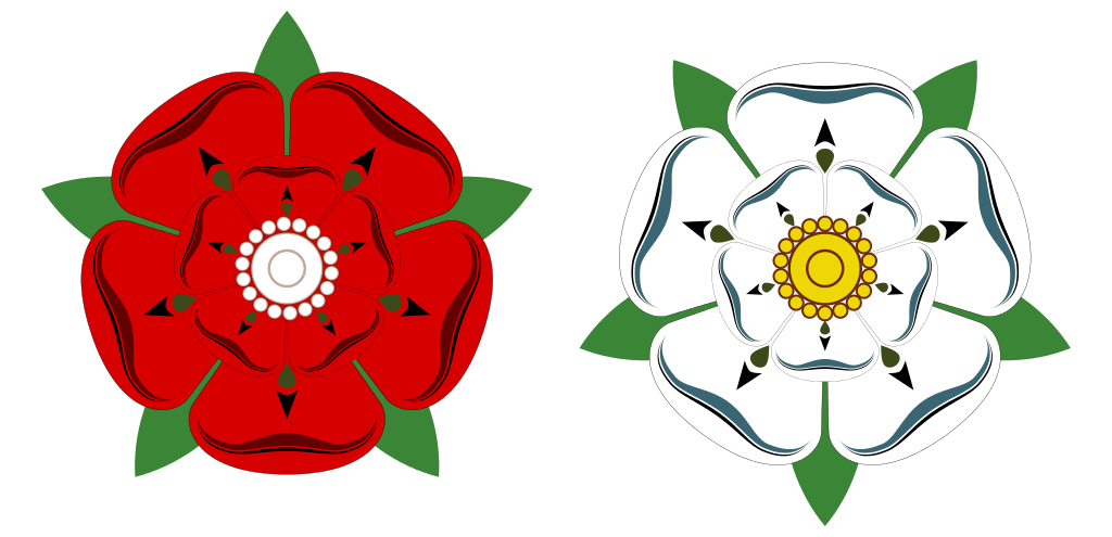 Symbols of The Wars of the Roses
