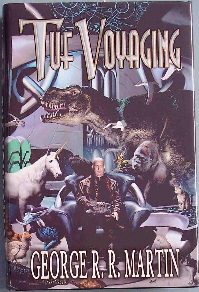"""""""Tuf Voyaging"""""""