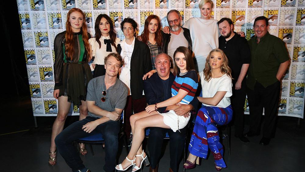 """Game of Thrones"" cast members"